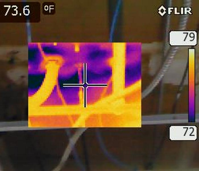 Thermal Imaging Commercial Large Loss