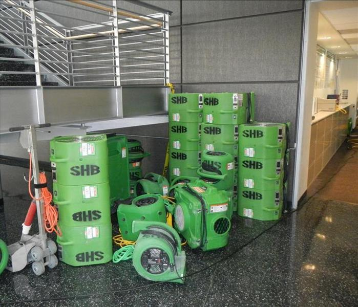 SERVPRO Commercial Large Loss